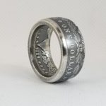 Silver Coin Rings